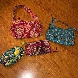 Bundle of Vera Bradley bags